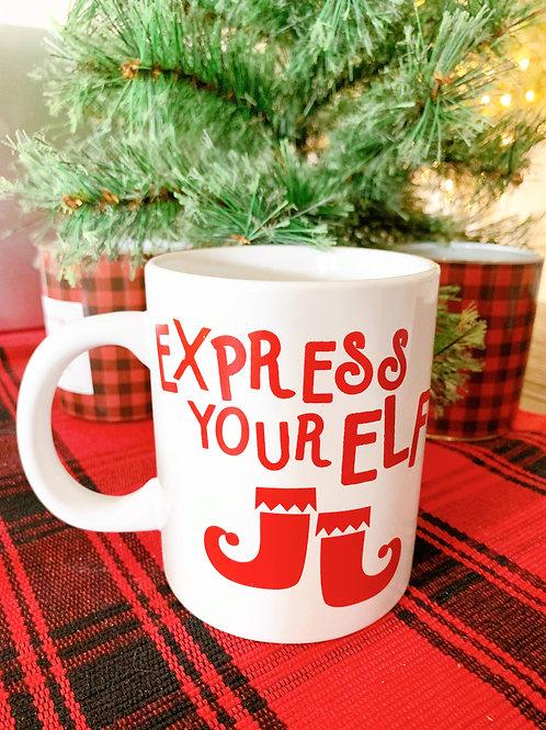 Hot Cocoa Bomb & Mug Gift Set