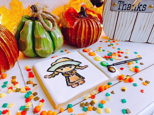 PYO Thanksgiving Cookie