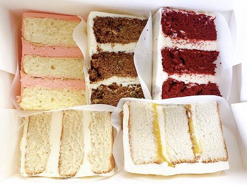 Cake Sampler Box