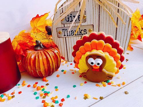 3D Turkey Cookie Kit