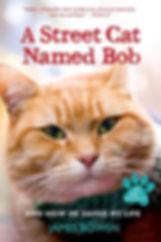 A Street Cat Named Bob by James Bowen.jp