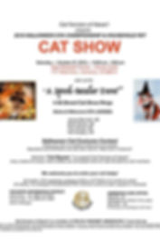 Cat Fanciers Show at Neil Blaisdell Cent