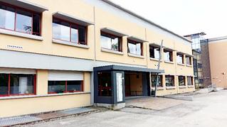 Risanamento sismico scuola superiore Ceccato Montecchio Maggiore