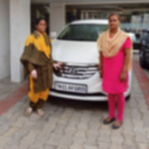 Car Driving Placement (Chitra, Amuda) -