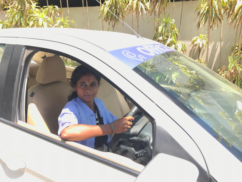 Car driving beneficiary placed at Ford