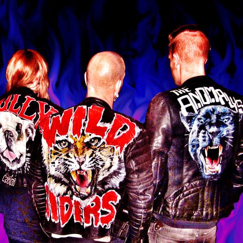 wildriders gang