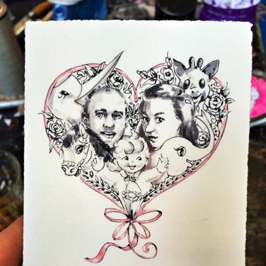 geboortekaartje, mimi, kiki weerts, minke kruyver, geboortekaartje ontwerp, amsterdam