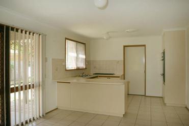 Prerenovated kitchen