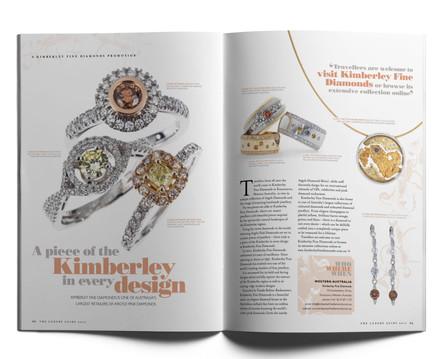Kimberley Fine Diamonds.
