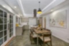 Kitchen and dining - BERWICK