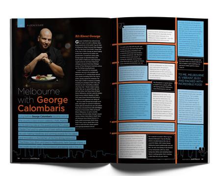 Destinations magazine Insider.