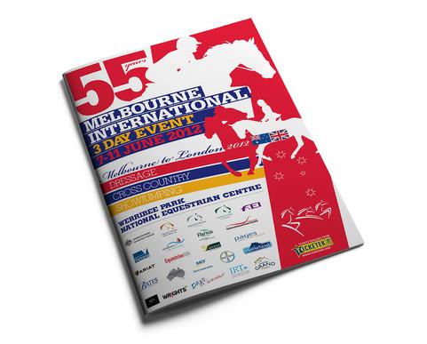Melbourne International Three Day Event program