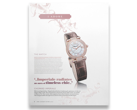 Chopard product page.