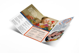 Vision Matters trifold brochure