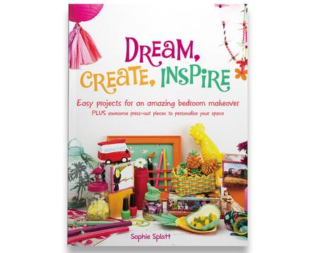 Dream, Create, Inspire.