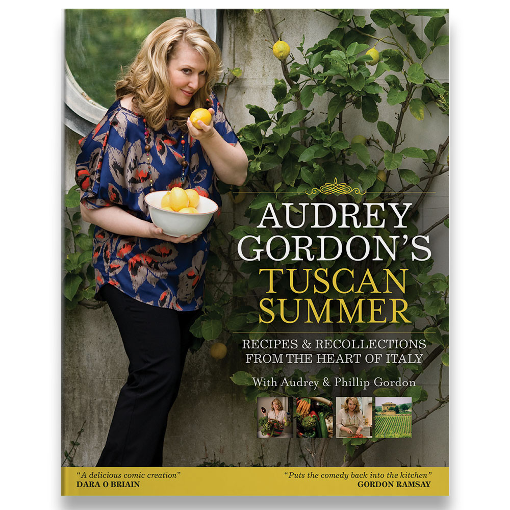 Audrey Gordon's Tuscan Summer.