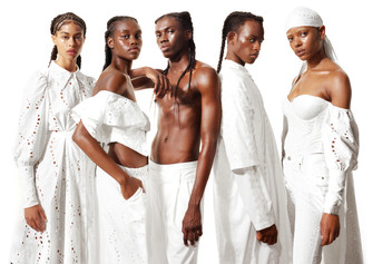 An Exploration of Africa's Past and Future: Daily Paper Presents 'Future Roots' this SS21