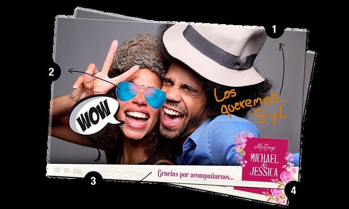 rockstar photobooth personaliza tus fotos