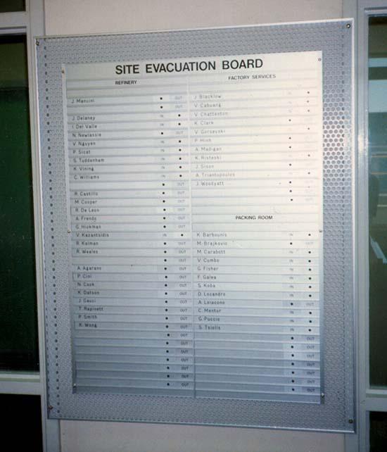 siteevacuation