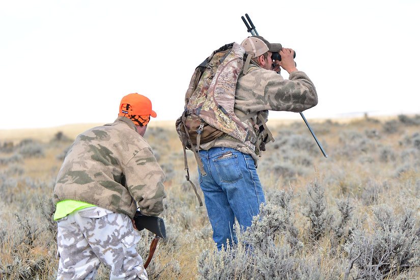 Wyoming Guided Hunts - O'Brien Creek Outfitters