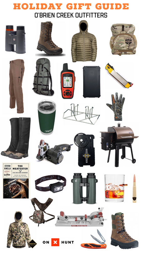 Holiday Gift Guide from O'Brien Creek Outfitters