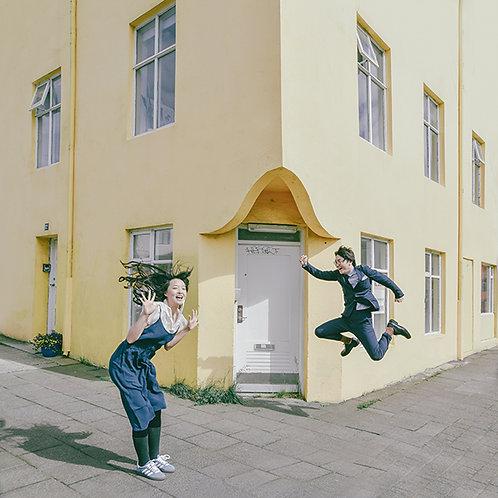 Half-day in reykjavik-Deposit 雷克雅未克半日拍-定金