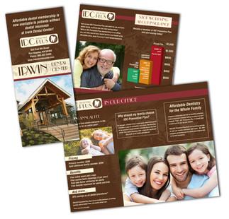 Irwin Dental Center - IDC Preventive Plus Brochure