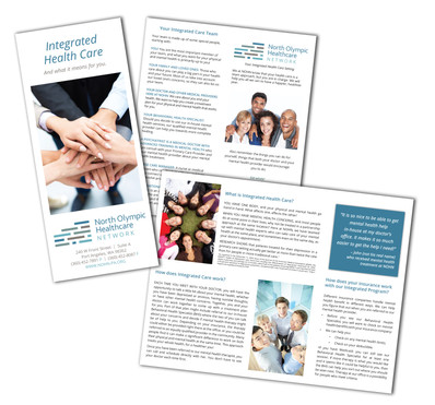 North Olympic Healthcare Network Brochure