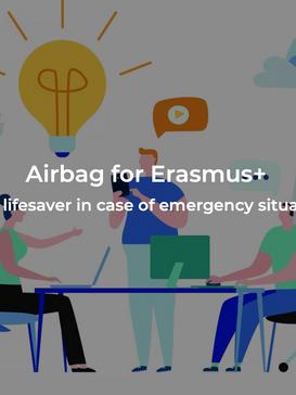 Airbag 4 Erasmus+