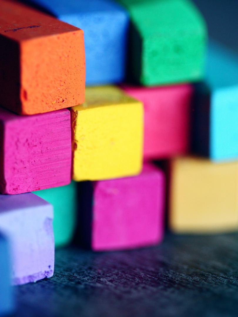 Blocks for learning