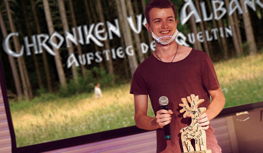 """Dominik Schumacher - Premiere von """"Aufst"""