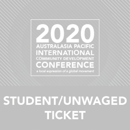 Student/Unwaged Ticket