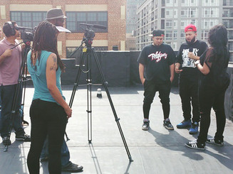 Interview with Rebel Diaz