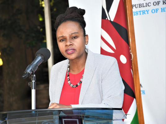 DR MERCY MWANGANGI: AN INSPIRATIONAL LEADER MANY YOUNG PROFESSIONALS WANT TO EMULATE