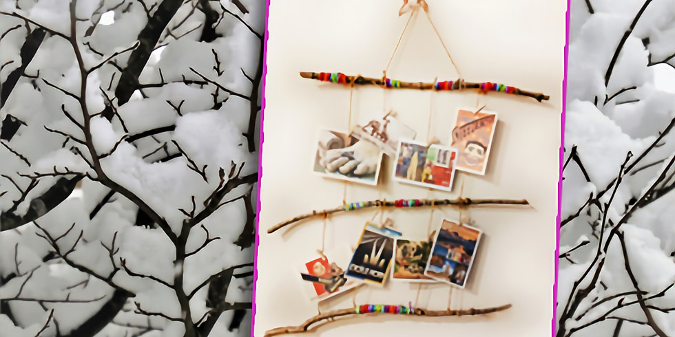 How Cool is That?! Surviving Winter: Nature Walk and Family Take-home Craft