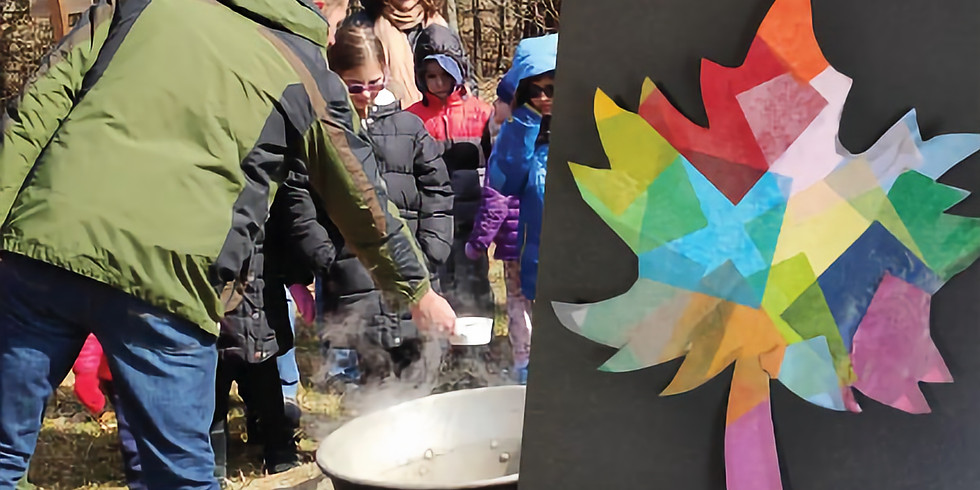 PM Session: Maple Sugaring Demo and Craft (1)