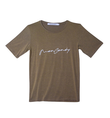 Signature T-Shirt  Green