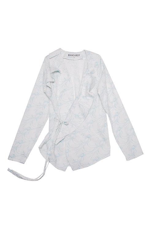 Ghost Crossed Shirt