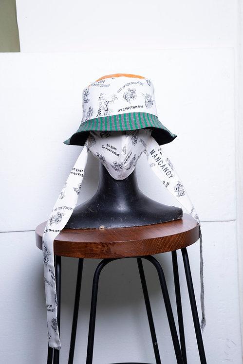 Cartoon/black Bucket