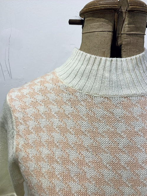 Hounds tooth Knit