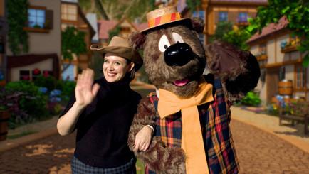 Humphrey B. Bear