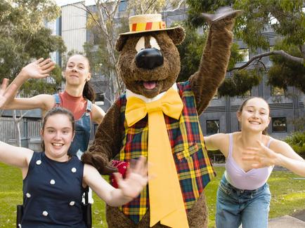Humphrey B. Bear Emotions Videos: forthcoming launch!