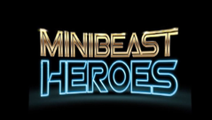 Minibeast Heroes TV series with the ABC