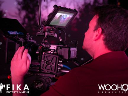 Fika and Woohah: The future of film-making with virtual production
