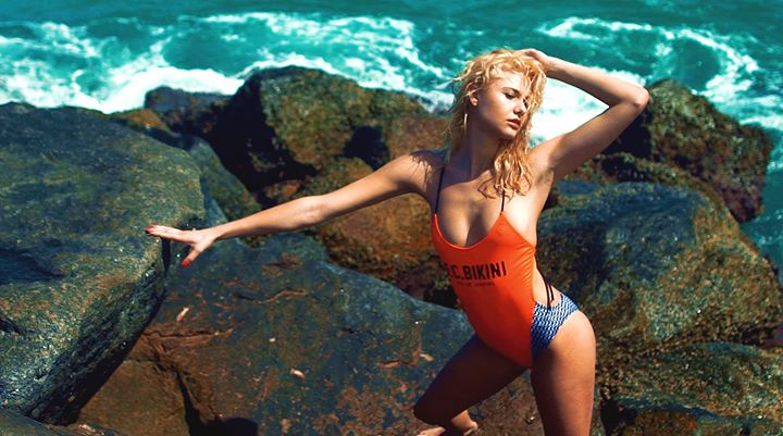 model Johanna Kleen clothes Suzanne Sanne Jennerich Kamera Dany Wild