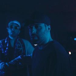 #shooting #deemah #immigrants #nulevel #bluelight #kalk #studio _deemahmusic