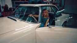 model Jill Pesci Kamera Dany Wild