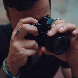 #marcapasos #danywild #kontor #shooting #spain #camera #photography #close #closeup #tattoo #lenscul