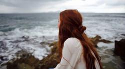 einfach mal am Meer sitzen würde vielen Menschen was nützen !!