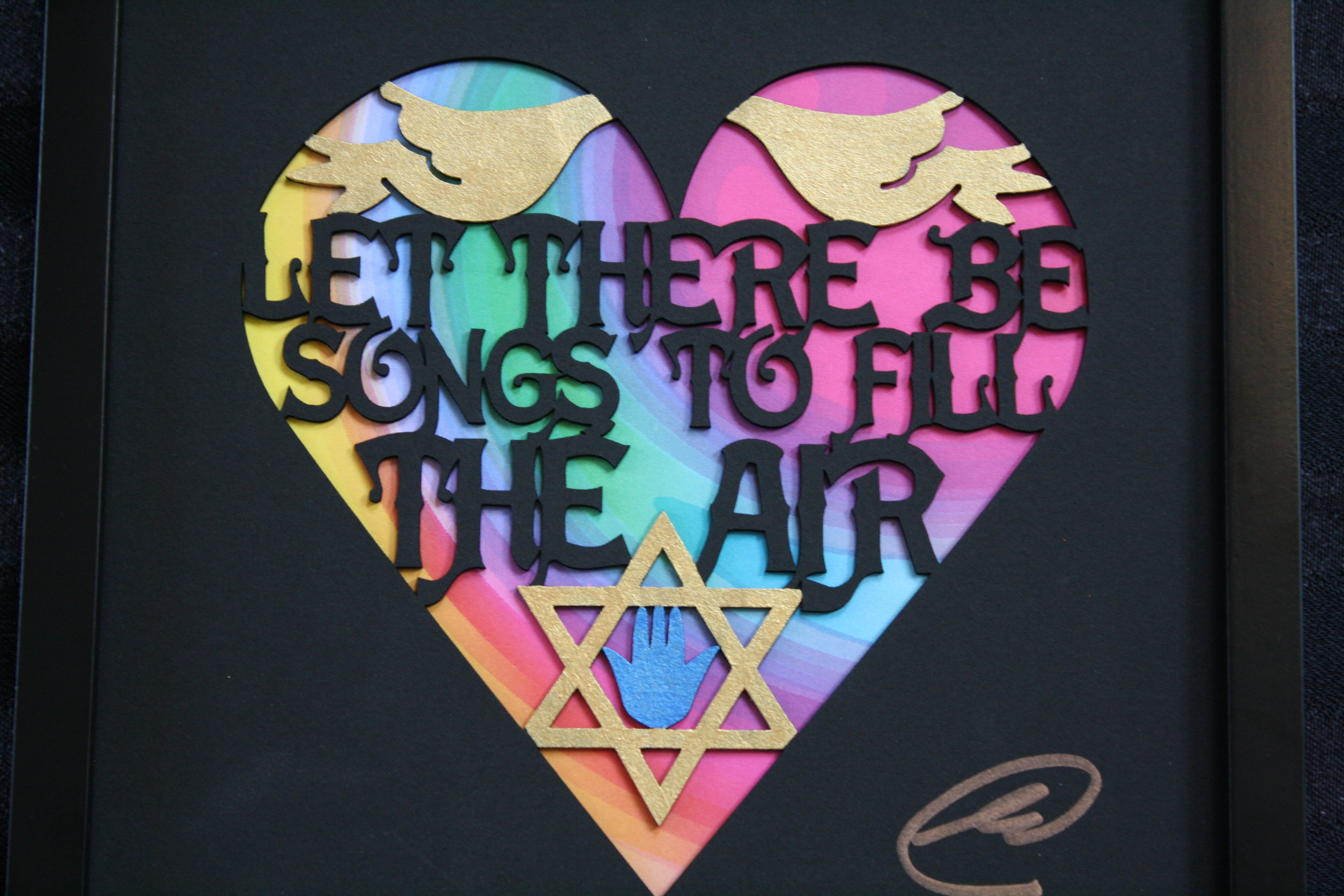Let There Be Songs...